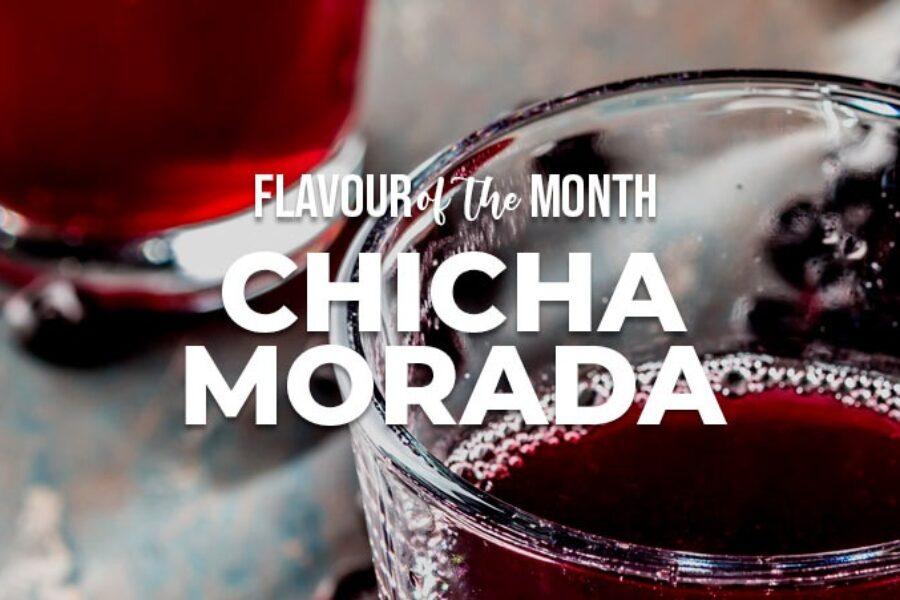 Sabor del mes: Chicha Morada